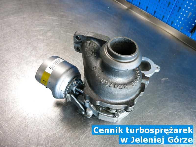 Turbo wyczyszczone w Jeleniej Górze - Cennik turbosprężarek, Jeleniej Górze