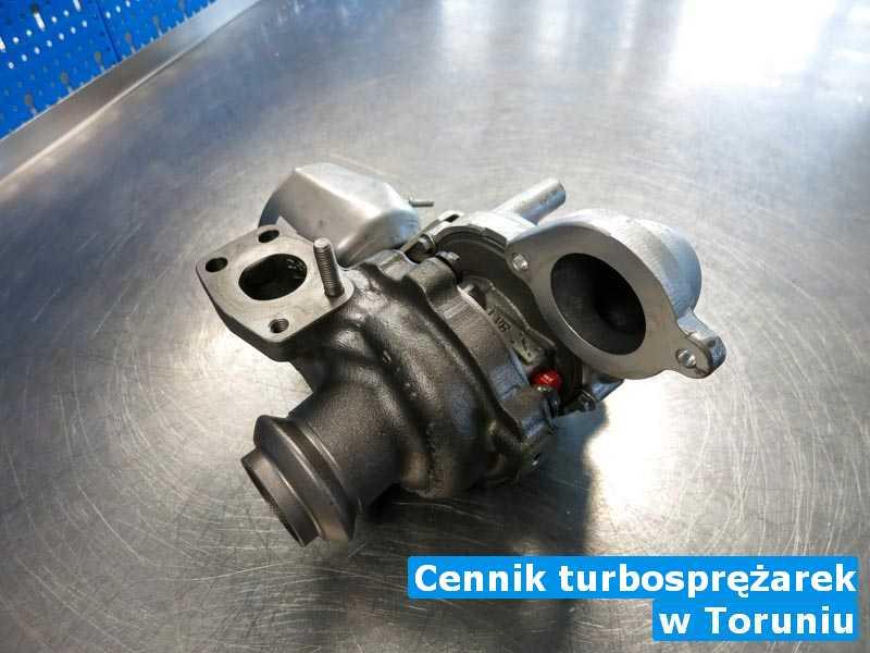 Turbosprężarki wysłane do regeneracji w Toruniu - Cennik turbosprężarek, Toruniu