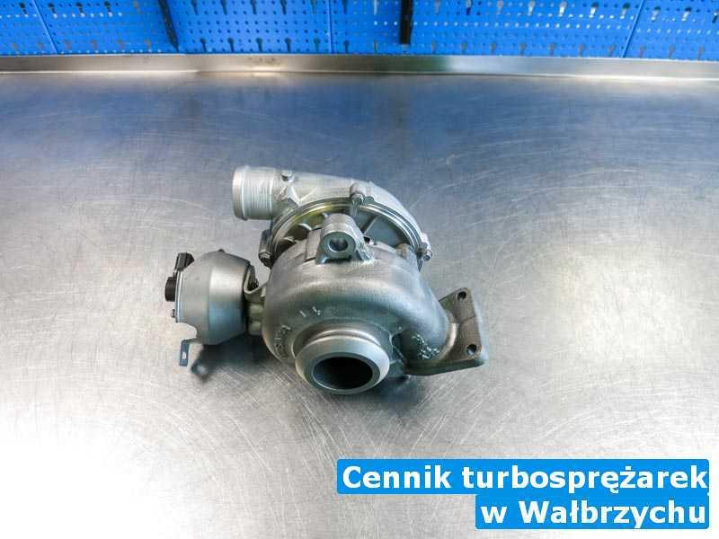 Turbo po wizycie w ASO pod Wałbrzychem - Cennik turbosprężarek, Wałbrzychu