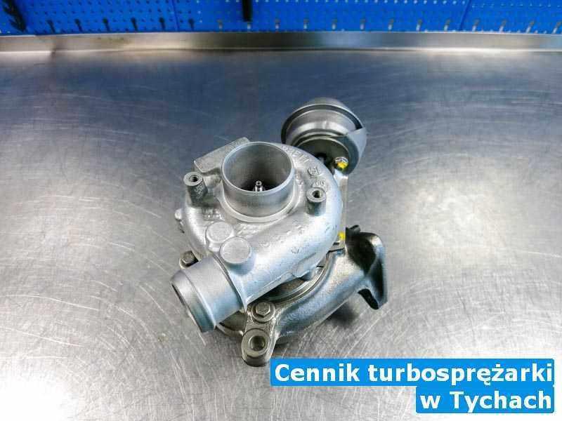Turbosprężarka po wymianie pod Tychami - Cennik turbosprężarki, Tychach