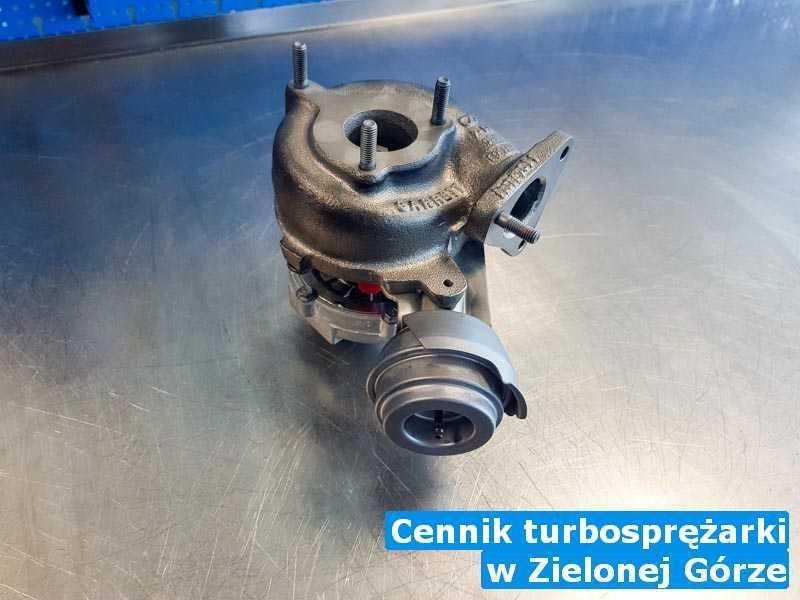 Turbina do zamontowania pod Zieloną Górą - Cennik turbosprężarki, Zielonej Górze