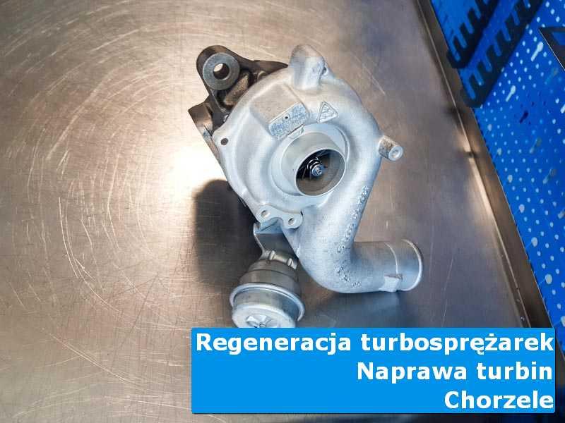 Turbosprężarka przed wysyłką w autoryzowanej pracowni w Chorzelach