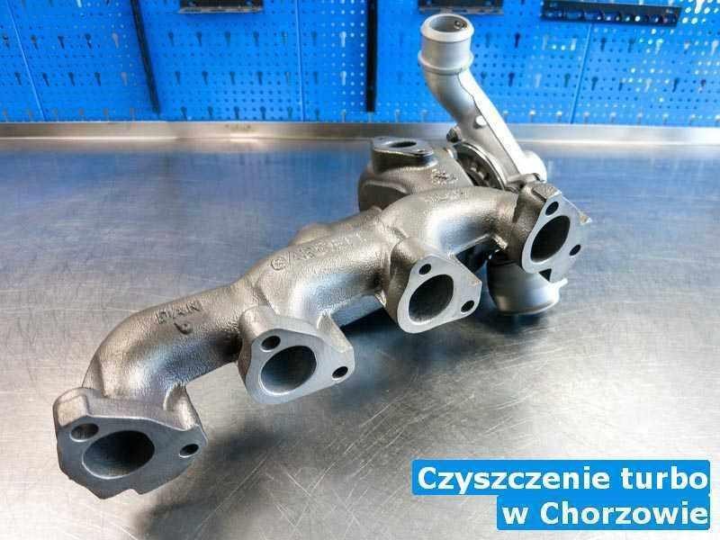 Turbosprężarka wysłana do warsztatu z Chorzowa - Czyszczenie turbo, Chorzowie