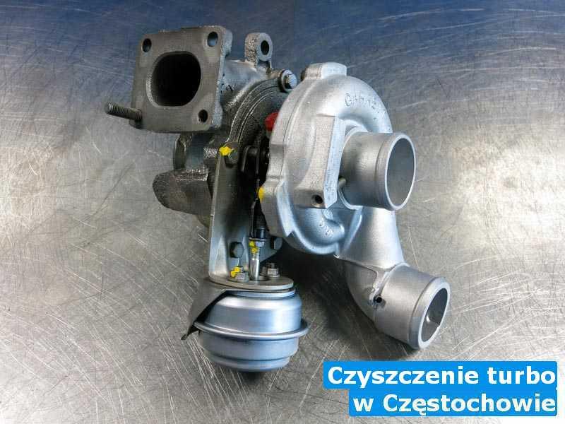 Turbosprężarka przywrócona do pełnej sprawności z Częstochowy - Czyszczenie turbo, Częstochowie
