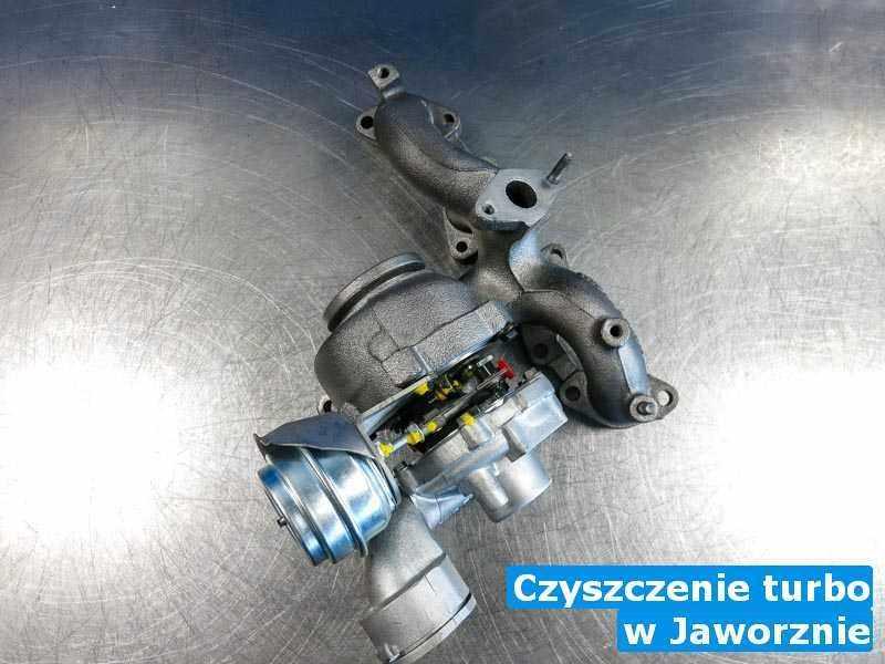 Turbosprężarki na stole pod Jaworznem - Czyszczenie turbo, Jaworznie