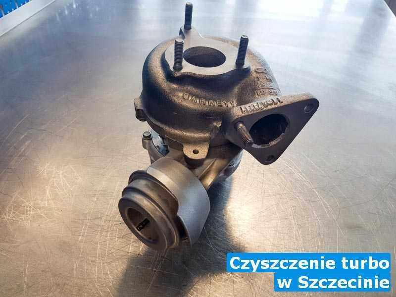 Turbo po wizycie w warsztacie z Szczecina - Czyszczenie turbo, Szczecinie