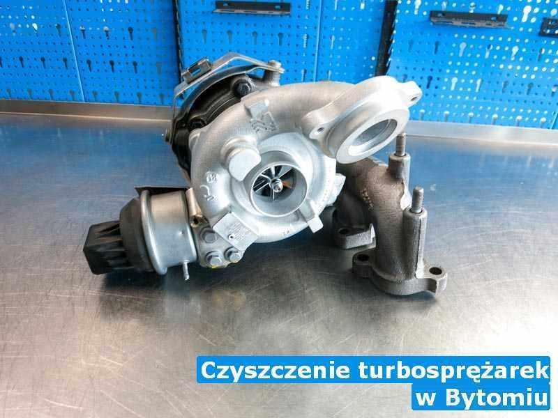 Turbo naprawione po awarii z Bytomia - Czyszczenie turbosprężarek, Bytomiu