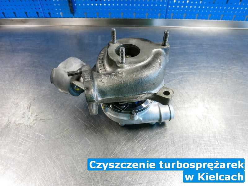 Turbosprężarka po wymianie z Kielc - Czyszczenie turbosprężarek, Kielcach