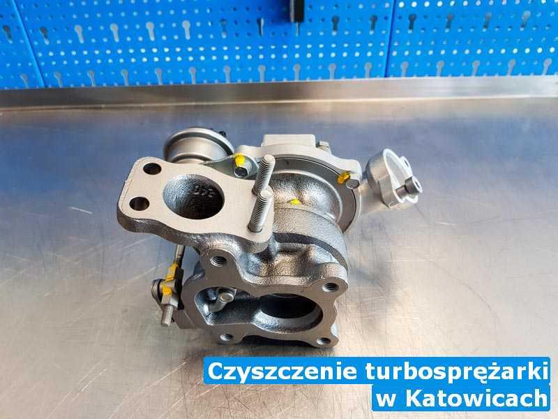 Turbiny po przywróceniu osiągów z Katowic - Czyszczenie turbosprężarki, Katowicach