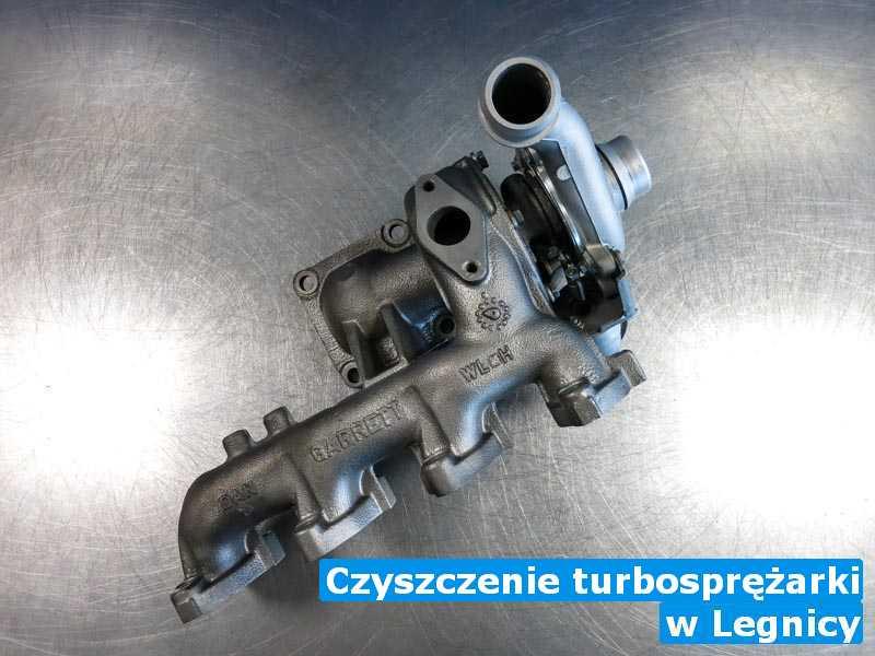 Turbo wyczyszczone pod Legnicą - Czyszczenie turbosprężarki, Legnicy
