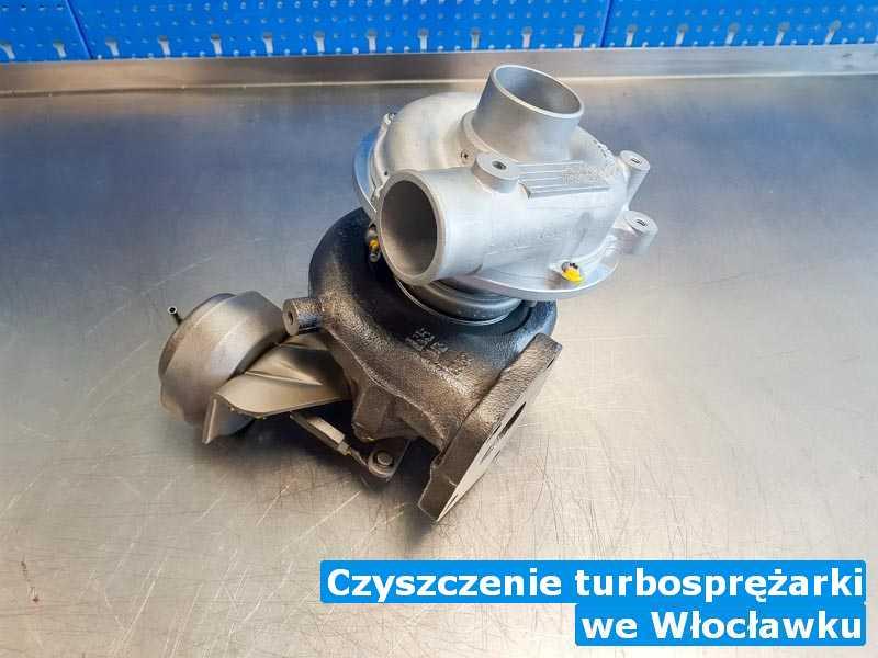 Turbosprężarki wysłane do warsztatu z Włocławka - Czyszczenie turbosprężarki, Włocławku