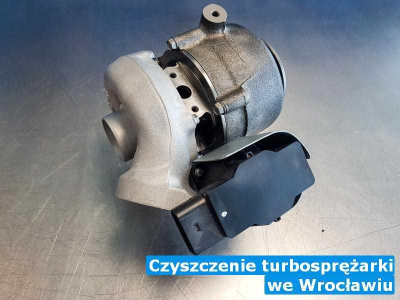Turbosprężarki odnowione z Wrocławia - Czyszczenie turbosprężarki, Wrocławiu