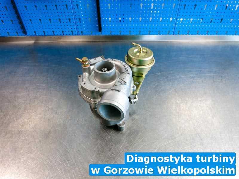 Turbiny remontowane w Gorzowie Wielkopolskim - Diagnostyka turbiny, Gorzowie Wielkopolskim