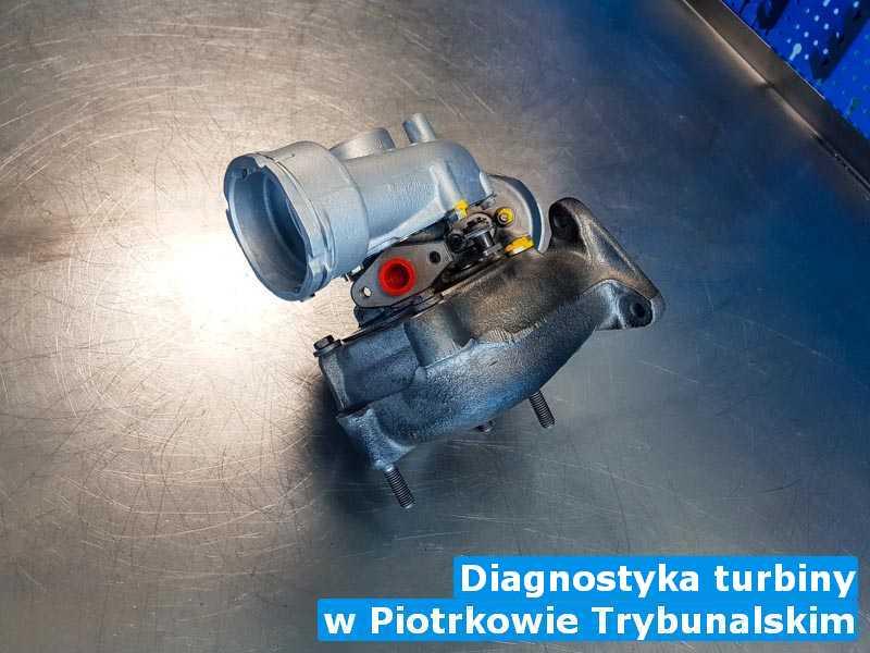 Turbiny dostarczone do pracowni w Piotrkowie Trybunalskim - Diagnostyka turbiny, Piotrkowie Trybunalskim