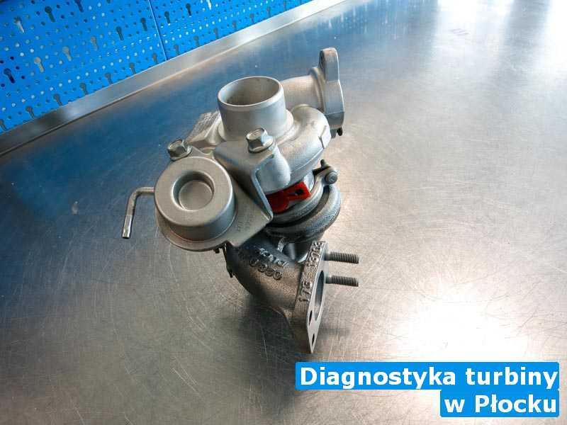 Turbosprężarki po przywróceniu osiągów pod Płockiem - Diagnostyka turbiny, Płocku