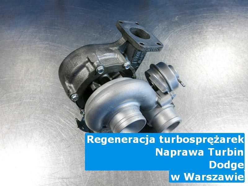 Turbosprężarki marki Dodge odnowione z Warszawy