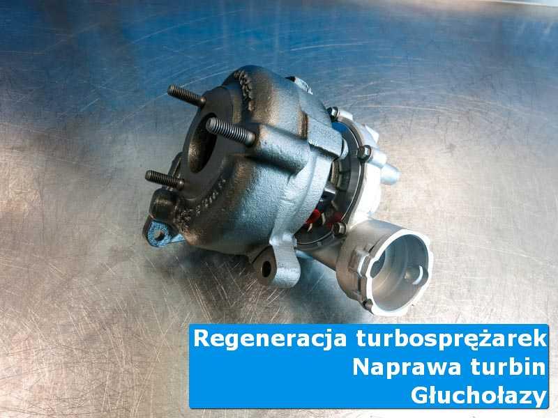 Turbosprężarka po regeneracji w profesjonalnym serwisie z Głuchołaz