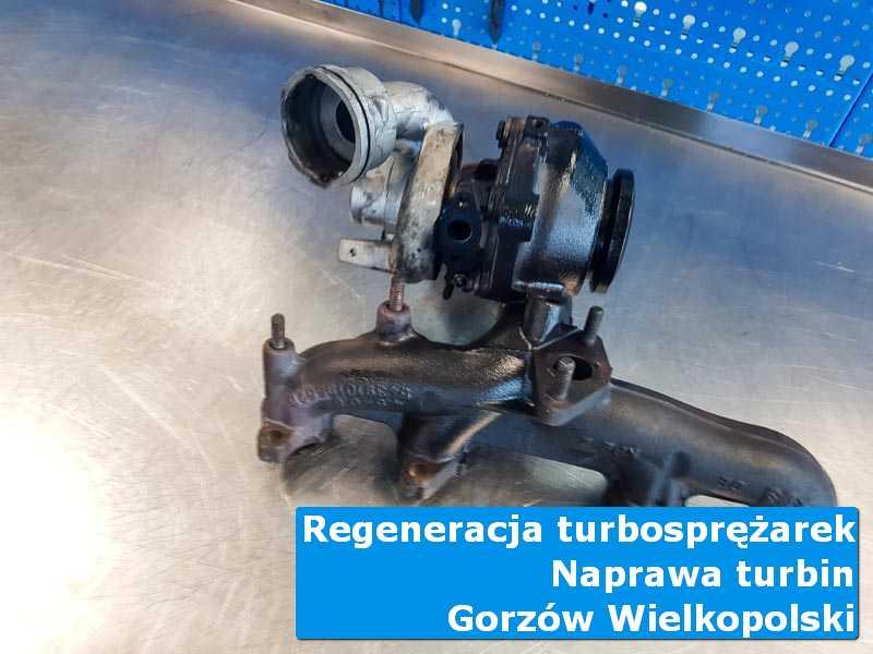 Turbo po demontażu u specjalistów w Gorzowie Wielkopolskim