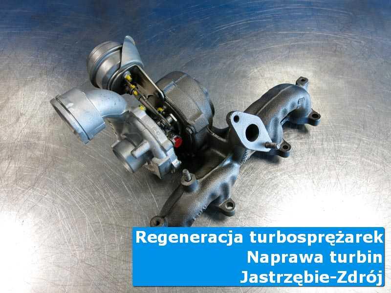 Turbosprężarka po serwisie w warsztacie, powiat jastrzębie-zdrój