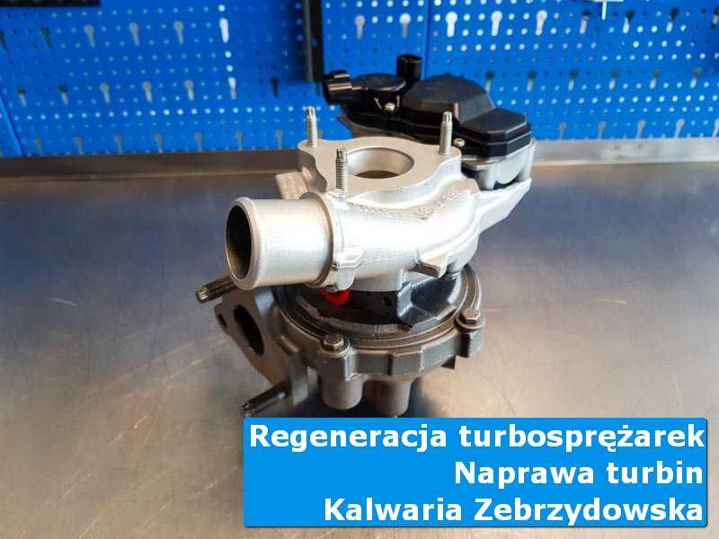Turbina po naprawie u fachowców w Kalwarii Zebrzydowskiej