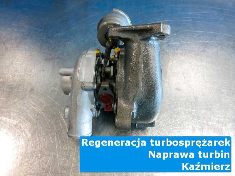 Turbo po czyszczeniu u fachowców w Kaźmierzu