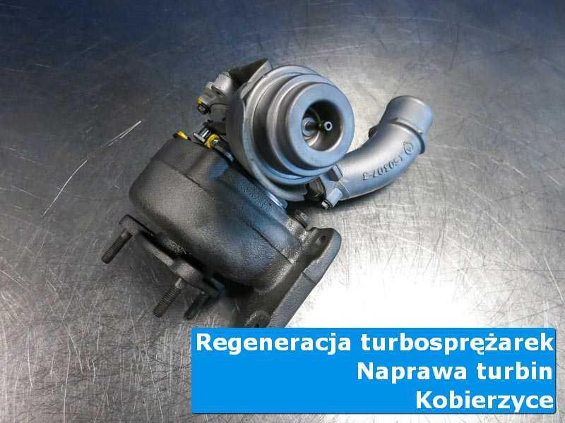 Turbosprężarka po przywróceniu sprawności u fachowców z Kobierzyc