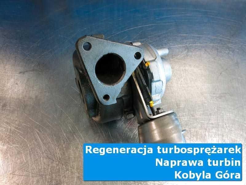 Turbosprężarka po serwisie u specjalistów w Kobylej Górze