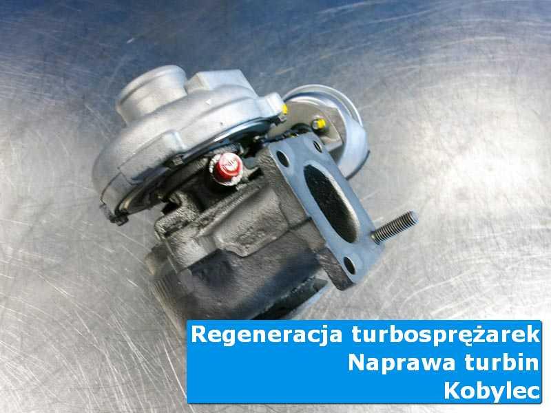 Turbosprężarka po naprawie u fachowców w Kobylcu