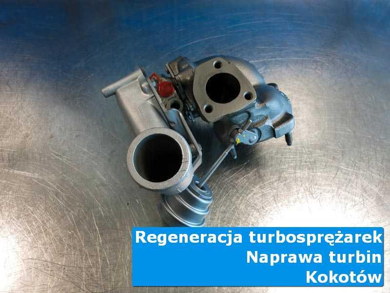 Turbo po naprawie w autoryzowanym serwisie w Kokotowie