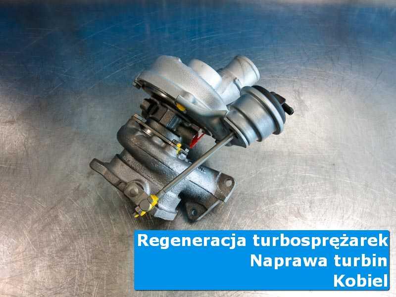 Turbosprężarka po przywróceniu sprawności u specjalistów z Kołbieli