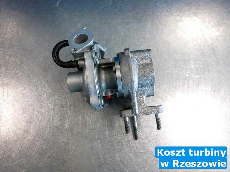 Turbosprężarki do wymiany pod Rzeszowem - Koszt turbiny, Rzeszowie