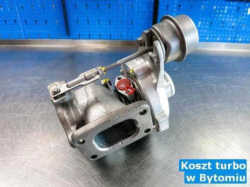 Turbosprężarki po sprawdzeniu z Bytomia - Koszt turbo, Bytomiu