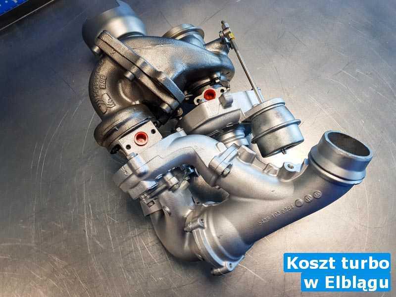 Turbosprężarki zregenerowane z Elbląga - Koszt turbo, Elblągu