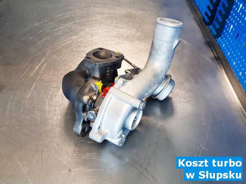 Turbosprężarka przywrócona do pełnej sprawności z Słupska - Koszt turbo, Słupsku