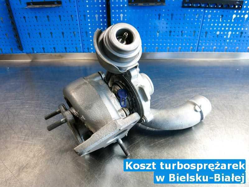 Turbo wyczyszczone pod Bielskiem-Białą - Koszt turbosprężarek, Bielsku-Białej