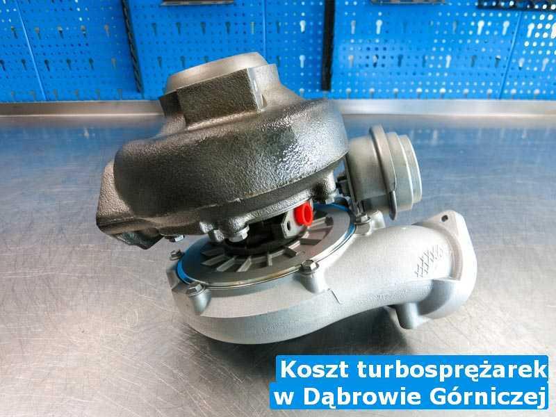 Turbosprężarka przywrócona do pełnej sprawności pod Dąbrową Górniczą - Koszt turbosprężarek, Dąbrowie Górniczej