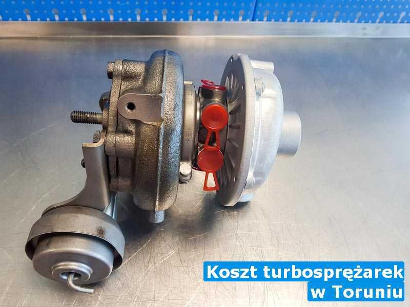 Turbina z przywróconymi osiągami z Torunia - Koszt turbosprężarek, Toruniu