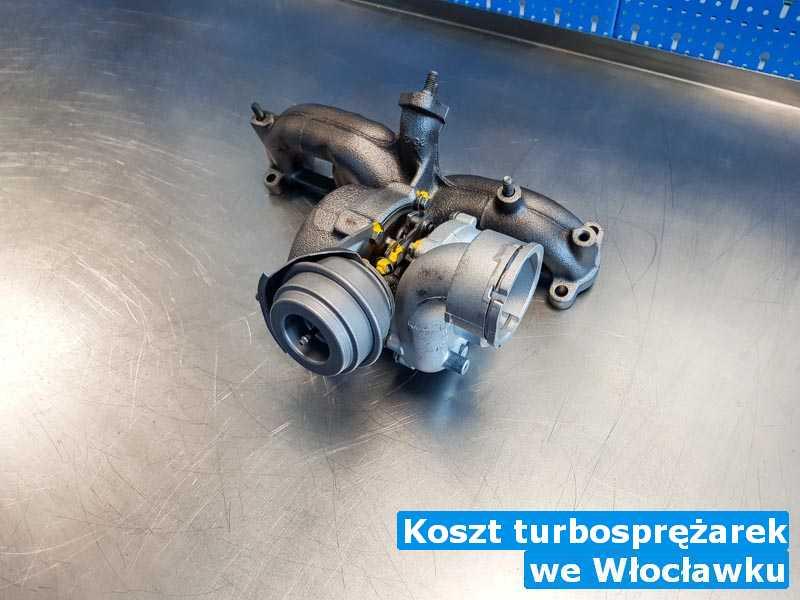 Turbosprężarka zdiagnozowana w Włocławku - Koszt turbosprężarek, Włocławku