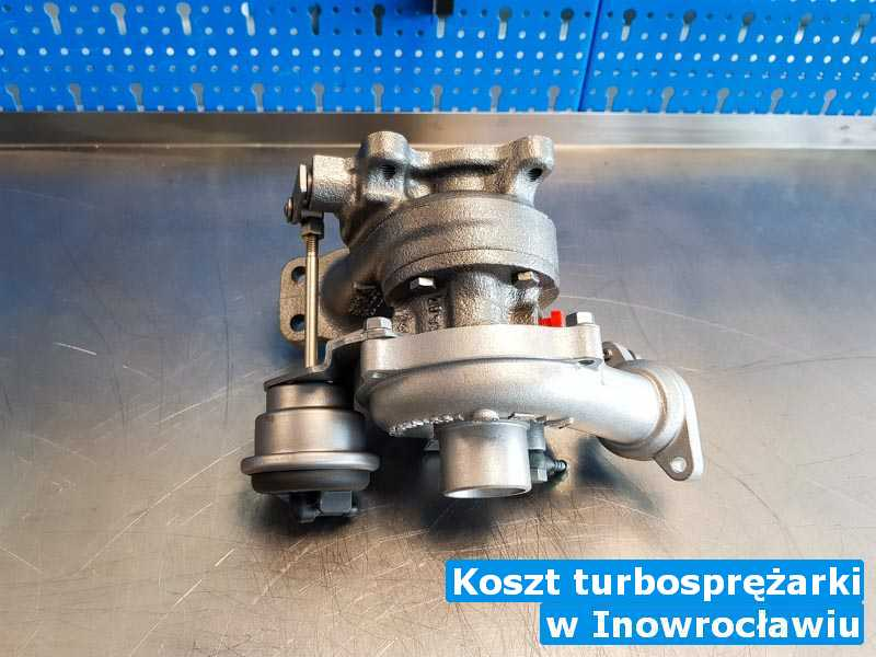 Turbosprężarka po diagnostyce z Inowrocławia - Koszt turbosprężarki, Inowrocławiu