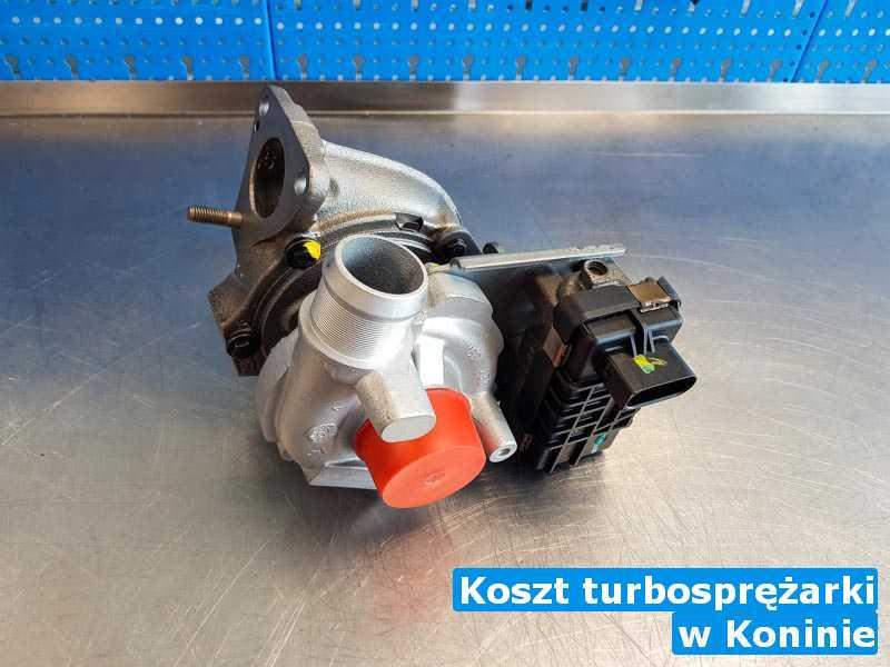 Turbosprężarka wyważona pod Koninem - Koszt turbosprężarki, Koninie