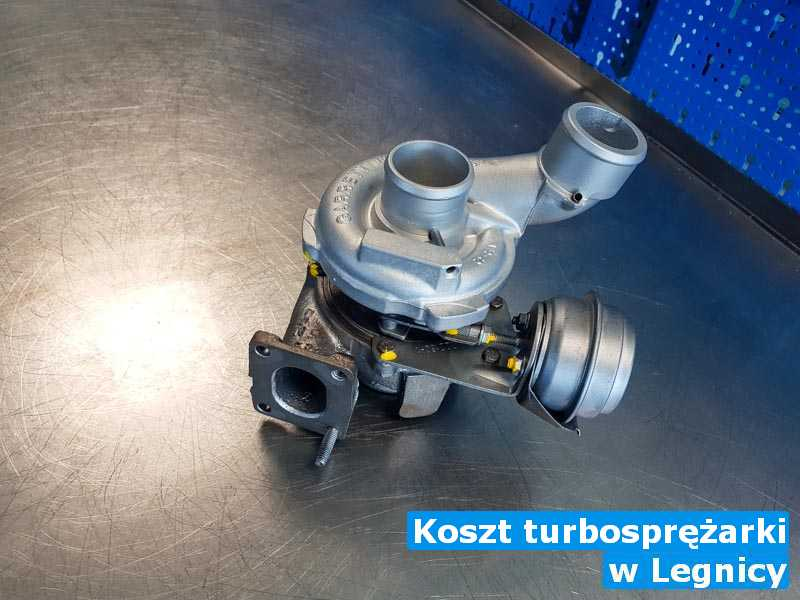 Turbo w warsztacie pod Legnicą - Koszt turbosprężarki, Legnicy