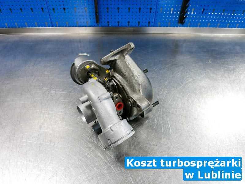 Turbo odnowione w Lublinie - Koszt turbosprężarki, Lublinie