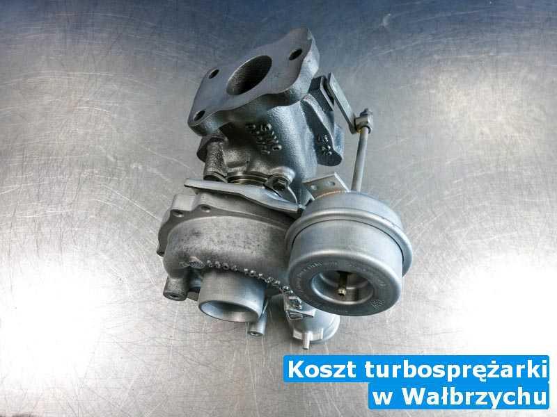 Turbosprężarki na stole pod Wałbrzychem - Koszt turbosprężarki, Wałbrzychu