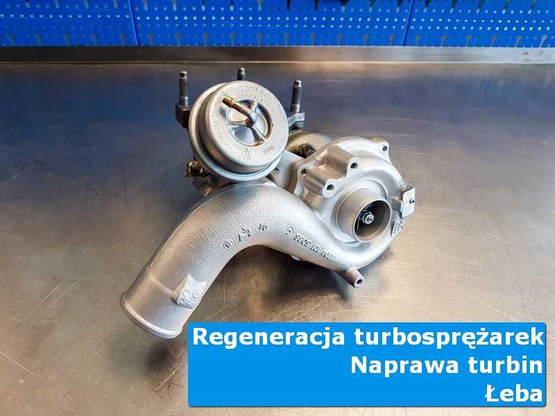 Układ turbodoładowania po regeneracji u fachowców w Łebie