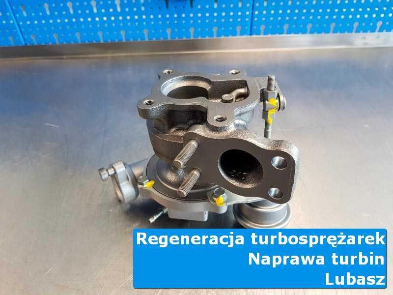Turbosprężarka po przywróceniu sprawności w autoryzowanym serwisie z Lubasza