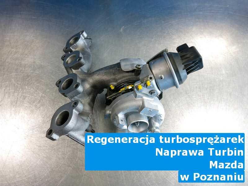Turbo marki Mazda po wizycie w ASO w Poznaniu