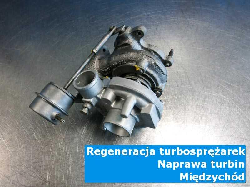 Układ turbodoładowania przed oddaniem do klienta w laboratorium z Międzychodu
