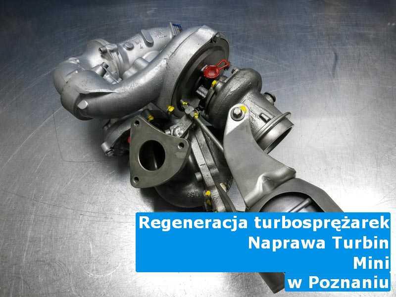 Turbina z auta Mini regulowana w Poznaniu