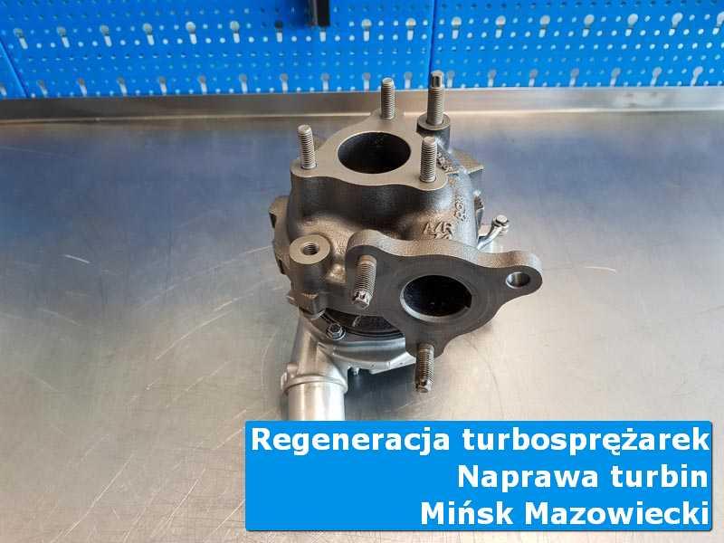 Układ turbodoładowania po czyszczeniu u specjalistów w Mińsku Mazowieckim