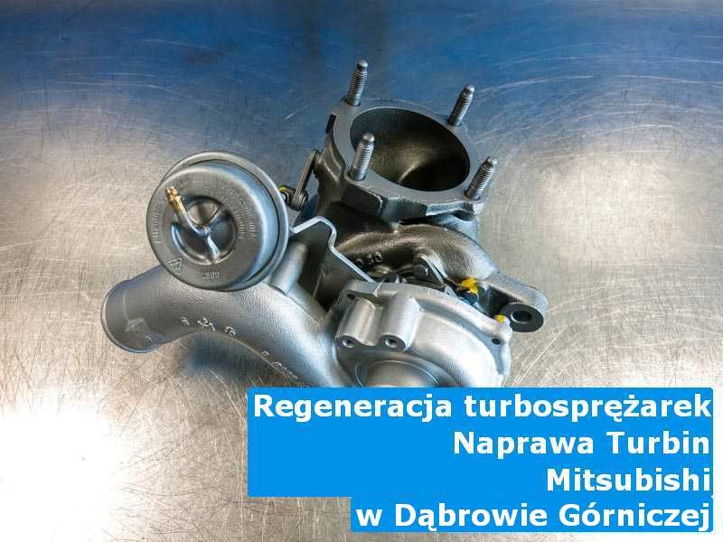 Turbo z Mitsubishi do naprawy w Dąbrowie Górniczej